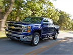 2014 Chevrolet Silverado. Photo courtesy of General Motors.