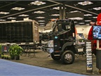 The 2014 model-year FUSO Canter FE and FG were introduced during the recent NTEA Work Truck Show in Indianapolis in early March.