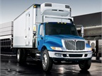 Navistar's medium-duty SCR transition began in September 2013 with the International DuraStar and the Cummins ISB 6.7L engine. MaxxForce 9 and MaxxForce 10 engines with SCR will be available exclusively on the International DuraStar and International WorkStar vehicles. (PHOTO: Navistar)
