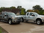 The Westport WiNG Power System is available in the Ford F-250 and F-350 Super Duty pickup trucks (based on Ford's new 6.2L hardened engine platform) sold and serviced through Westport-authorized Ford dealer distributors