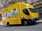 Smith Electric Truck for DHL.