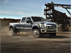 2015 Ford F-Series Super Duty (PHOTO: FORD)