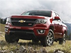 2015 Chevrolet Colorado (PHOTO: General Motors)