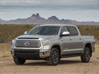 The 2014 Tundra will be redesigned, inside and out, representing the first major change since the launch of the current generation for the 2007 model-year.