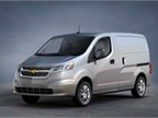 The Chevrolet City Express will be produced by Nissan for the U.S. and Canadian markets.