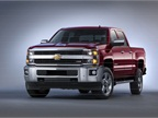 The 2015-MY Chevrolet Silverado HD will be offered in a bi-fuel version.