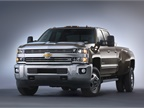 Photo of Chevrolet Silverado 3500 courtesy of Chevrolet.