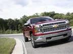 Chevrolet Silverado photo courtesy of GM.