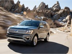 Photo of Ford Expedition courtesy of Ford.