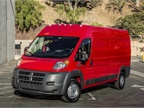 Photo of Ram ProMaster courtesy of FCA.