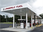 The Langdale Fuel station will offer public access to CNG fuel for transportation vehicles. (Photo courtesy of AGL)