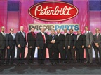 Peterbilt Motors Company announces Allstate Peterbilt of Fargo as the 2011 North American Parts and Service Dealer of the Year.