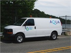 Photos courtesy of Aqua America.With 1,150 vehicles in the fleet, Aqua America supplies water and wastewater to 3 million people in nine states.
