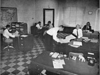 The ARI sales department circa the 1950s.<br />