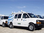 AT&T plans to take delivery of 1,200 Chevrolet Express compressed natural gas (CNG) dedicated cargo vans to be deployed to AT&T service centers nationwide. It is the largest-ever order of CNG vehicles from General Motors.