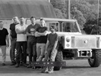 The visual exploration prominently features the special team of engineers, designers, and technicians that Bollinger Motors assembled to pave the way for the B1 SUT. (Photo courtesy of Bollinger Motors)