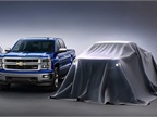 Photo of Chevrolet Silverado and Colorado via GM.