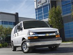 Photo of 2014 Chevrolet Express van courtesy of GM.