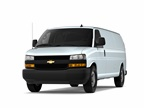 Photo of 2018 Chevrolet Express 2500 courtesy of GM.
