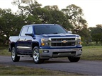 2014 Chevrolet Silverado photo courtesy of GM.