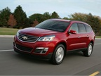 Photo of Chevrolet Traverse courtesy of GM.
