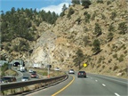 Photo of Colorado roadway courtesy of Wikimedia Commons.