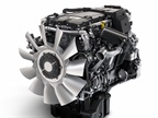 Detroit DD8 engine will launch with both engine and transmission power-take-off options required for many vocational applications. Photo: Daimler Trucks North America
