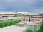 Image of American Airlines new facility during construction courtesy of Stertil-Koni.