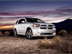 Photo of Dodge Durango courtesy of FCA US.