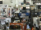 The Work Truck Show displays more than 500,000 square feet of vocational trucks and equipment, from more than 500 exhibitors.