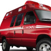 Ford's E-Series Super Duty Ambulance Package