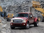 Photo of 2015 F-450 courtesy of Ford.