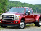 Photo of 2015 F-450 Super Duty courtesy of Ford.