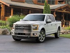 Photo of 2016 F-150 Limited courtesy of Ford.