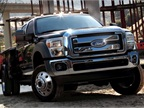 Photo of F-550 courtesy of Ford.