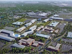Aerial view of Ford Product Campus courtesy of Ford.
