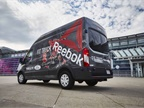 Ford and Reebok #FitTruck (photo courtesy of Ford Motor Co.)