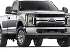 Photo of Ford F-250 courtesy of Ford.