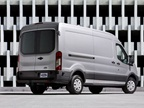 Photo of high-roof 2015 Transit courtesy of Ford.