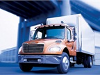 Photo of Freightliner M2 106 courtesy of Daimler.