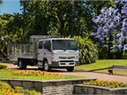 MFTA will be displaying it's FUSO Canter FE160 Crew Cab in Dallas.