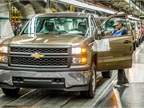 Photo of Fort Wayne, Ind., truck plant courtesy of GM.