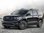 Photo of 2017 GMC Acadia All Terrain courtesy of GM.