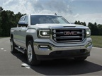 Photo of 2016 GMC Sierra 1500 SLT courtesy of GM.