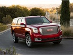 Photo of GMC Yukon XL Denali courtesy of GM.