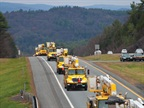 Photos courtesy of Green Mountain Power.Since merging with another small utility less than two years ago, Green Mountain Power has been drastically reducing its fleet size.