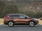 Photo of 2015 CR-V courtesy of Honda.