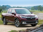 Photo of 2017 Ridgeline courtesy of Honda.