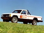 Photo of 1986 Jeep Comanche courtesy of FCA.