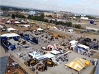 The 2013 ICUEE show floor hit a record 1,173,957 net square feet.